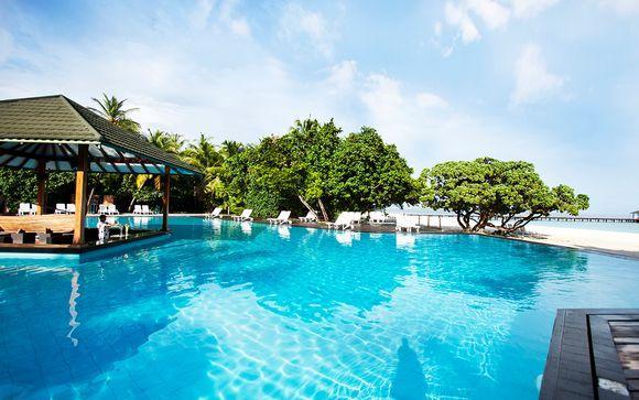 Willkommen auf ... den Malediven!