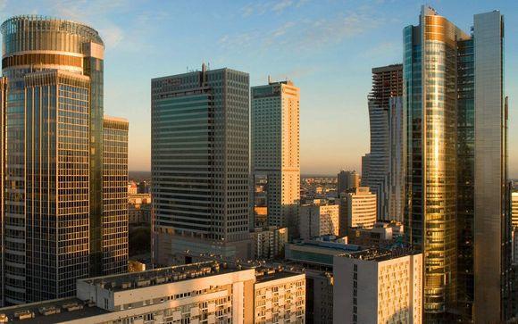 Willkommen in... Warschau