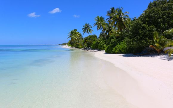 Willkommen auf den... Malediven