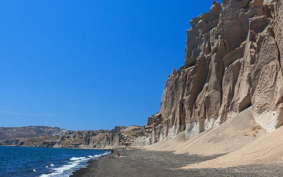 Willkommen auf... der Insel Santorini!