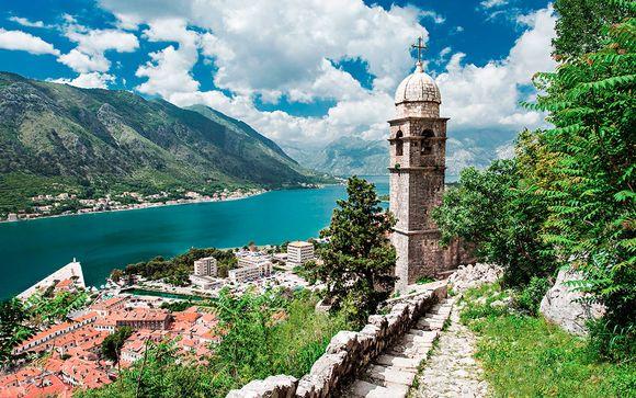 Willkommen in...Kroatien und Montenegro !
