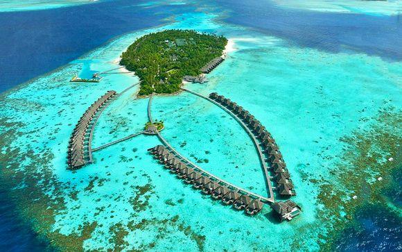 Willkommen auf den... Malediven!