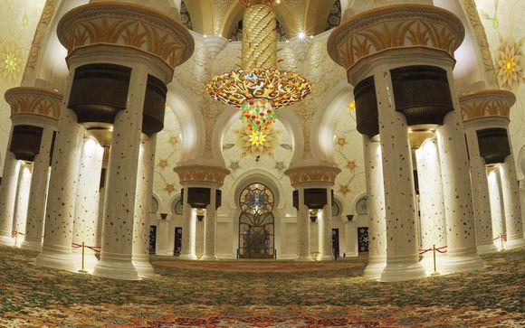 Willkommen in...Abu Dhabi !