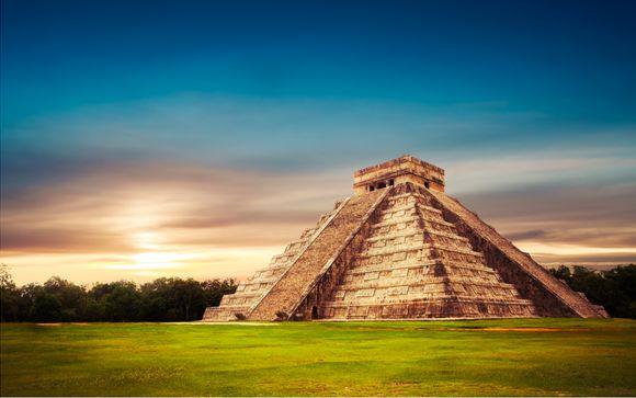 Ihre Rundreise durch Yucatan