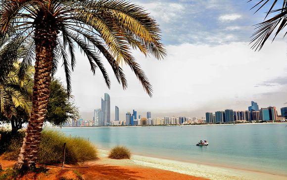 Willkommen in... Dubai und Abu Dhabi!