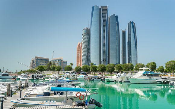 Willkommen in den Vereinigten Arabischen Emiraten!