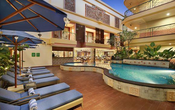 Ihr Hotel SenS & Spa 4* in Ubud