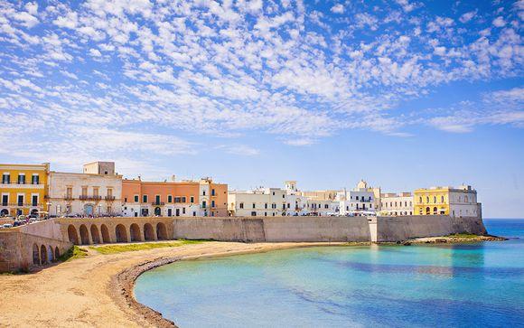 Willkommen in... Lecce!