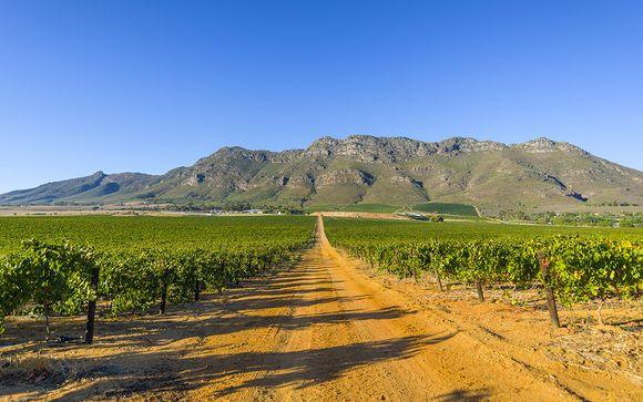 Willkommen in... Südafrika!