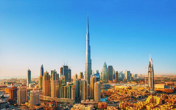 Ihr optionaler Stopover in Dubai
