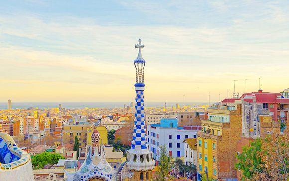 Willkommen in... Barcelona
