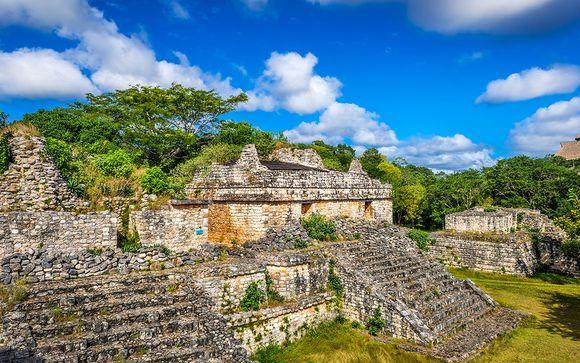 Rundreise durch Yucatan