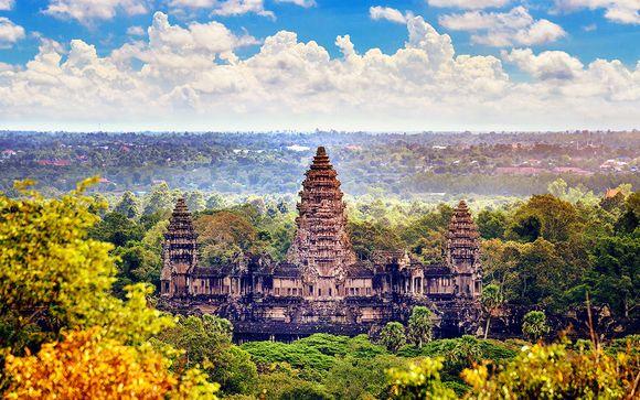 Ihre optionale Verlängerung in Kambodscha