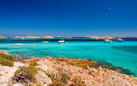Willkommen in... Sardinien!