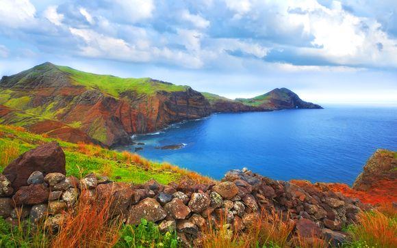 Willkommen auf... Madeira und Porto Santo!