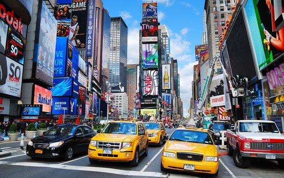 Willkommen in... New York und Miami!