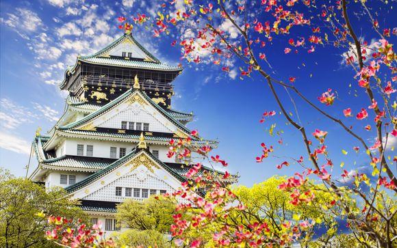 Willkommen in... Japan!