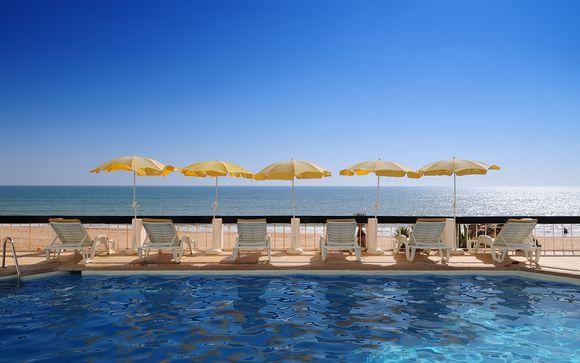 Willkommen an... der Algarve!