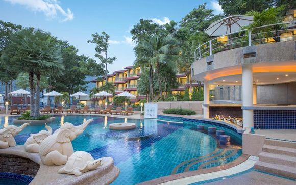 Ihr optionaler Aufenthalt im Chanalai Flora Resort