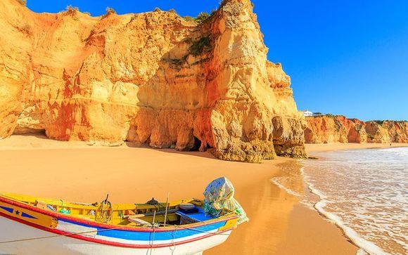 Willkommen... an der Algarve!