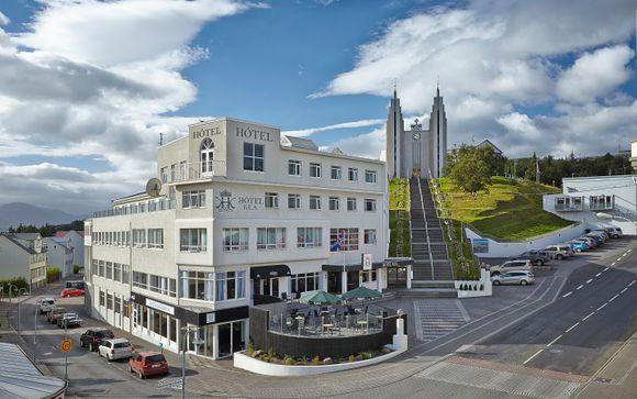 Hotel Kea Akureyri 4*