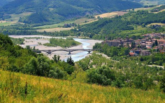 Willkommen in... der Emilia Romagna!