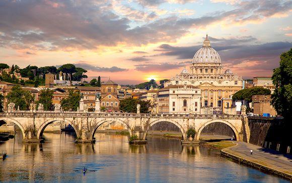 Willkommen... in Rom!