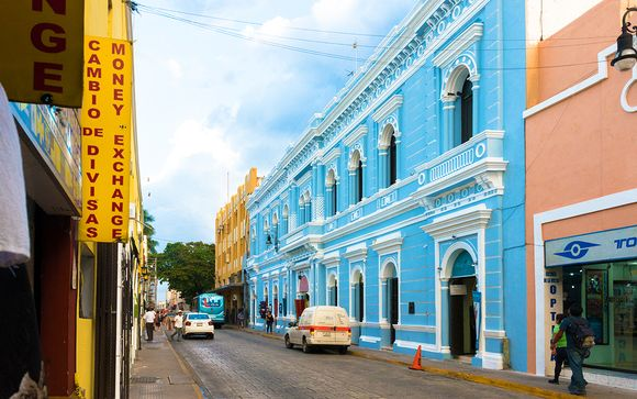 Ihre Mini Privatrundreise durch Yucatan (Angebot 2)