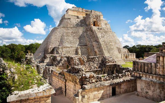 Optionale Yucatan Tour