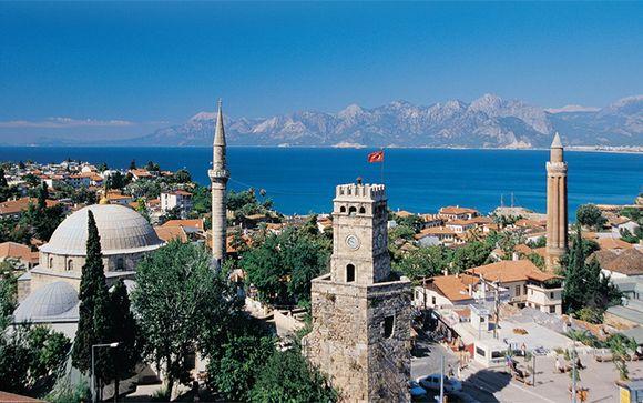 Willkommen in... der Türkei!