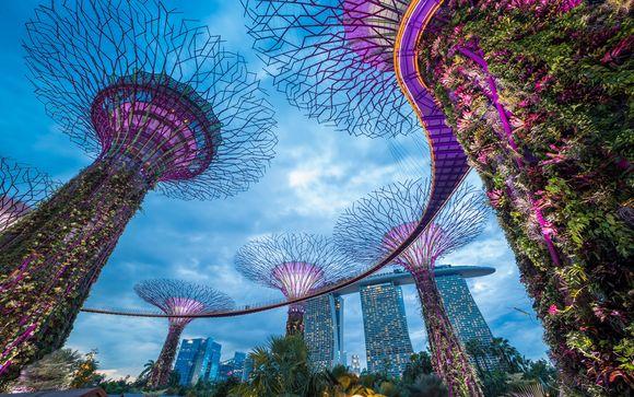 Ihr Stopover in Singapur