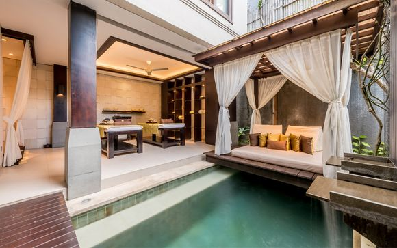 Tanadewa Luxury Villa & Spa 4*