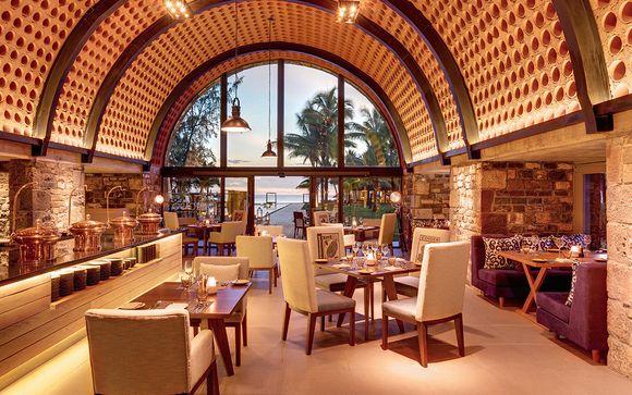 Ihre Verpflegung im Outrigger Mauritius Beach Resort