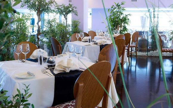 Ihre Verpflegung im Michelangelo Resort & Spa