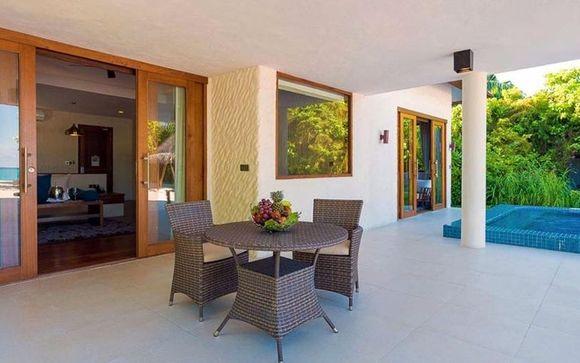 Ihre Zimmer im Hideaway Beach Resort & Spa