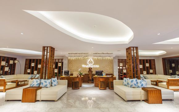 Ihr Hotel The Leaf Jimbaran 4*
