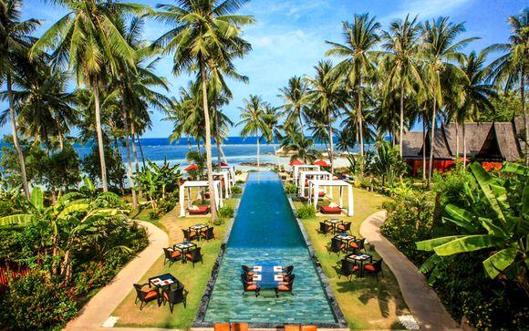 Kupu Kupu Phangan Beach Villas & Spa 5*