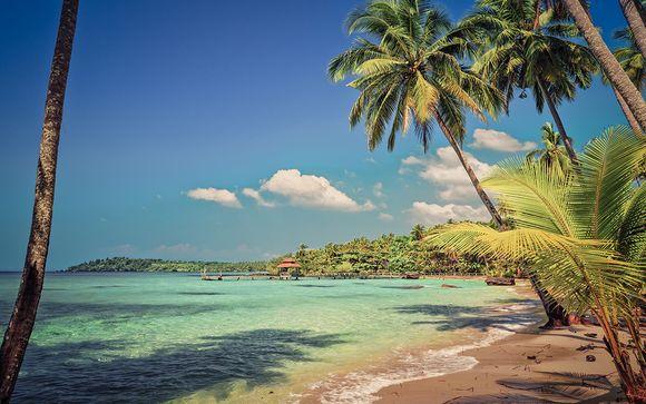 Ihr optionaler Strandaufenthalt