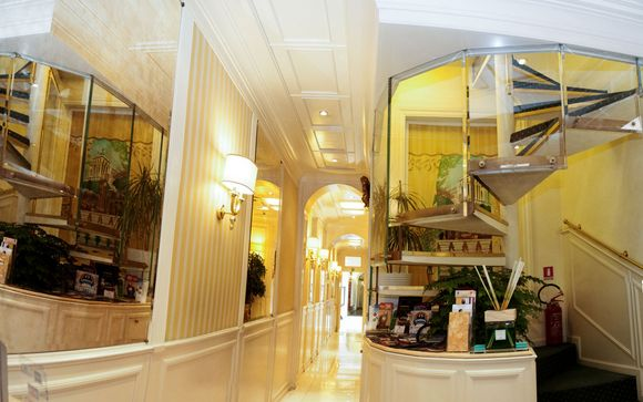 Poussez les portes du Daniel's Hotel 4*
