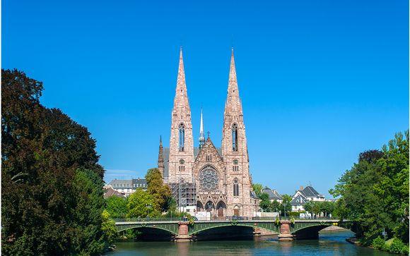 Willkommen in... Strassburg!
