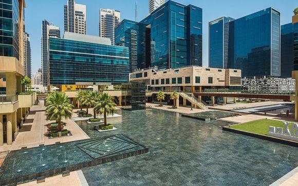 Optionaler Stopover Dubai