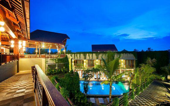 Ihre Erweiterung auf Bali