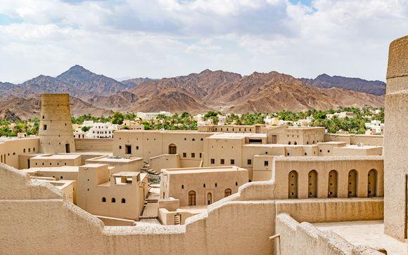 Ihre Optionen im Oman
