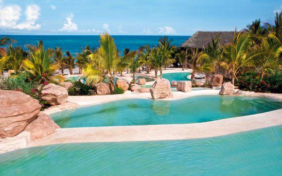 Swahili Beach Resort 5* (Suaheli Beach Resort)