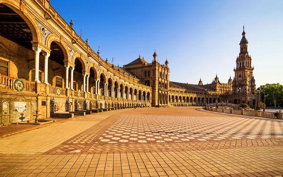 Willkommen in... Sevilla!