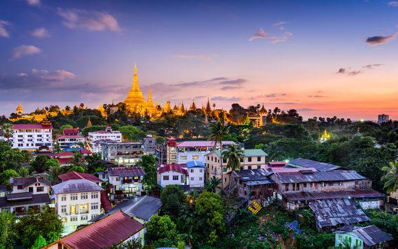 Rendez-vous... à Myanmar