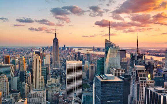 Vorverlängerung in New York City