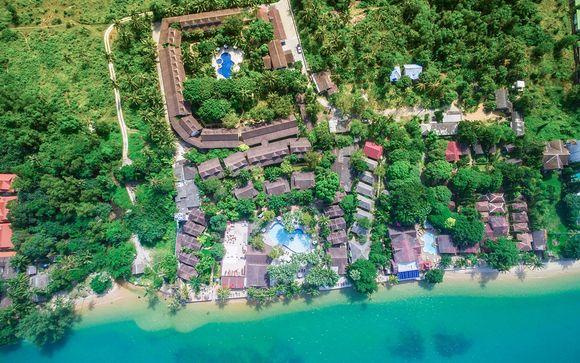 Paradise Beach Resort & Spa Koh Samui 4*
