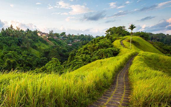 Willkommen in... Bali und Singapur!