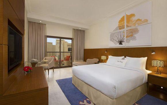 Hotel DoubleTree by Hilton Marjan Island 5*